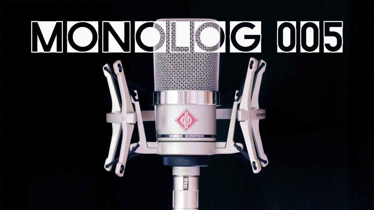 Monolog-005 Nachbarn oder Nachbarschaft