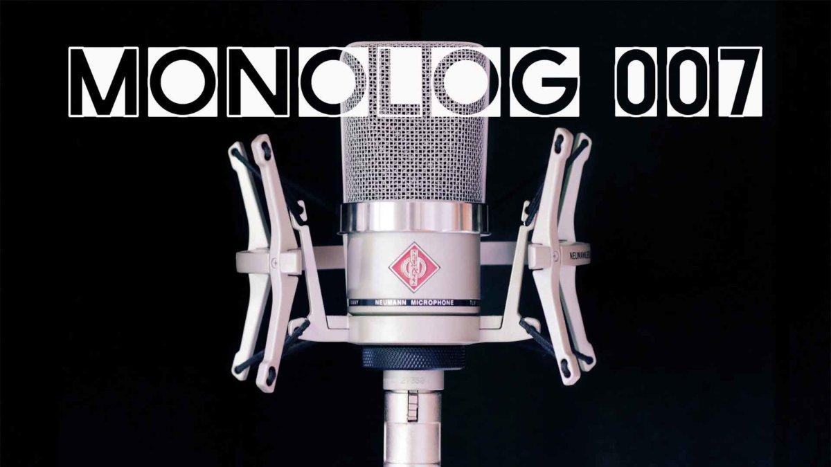 """Monolog-007 Klagelied """"Elegie"""""""