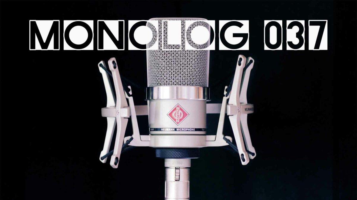 Monolog-037 Warmduscher
