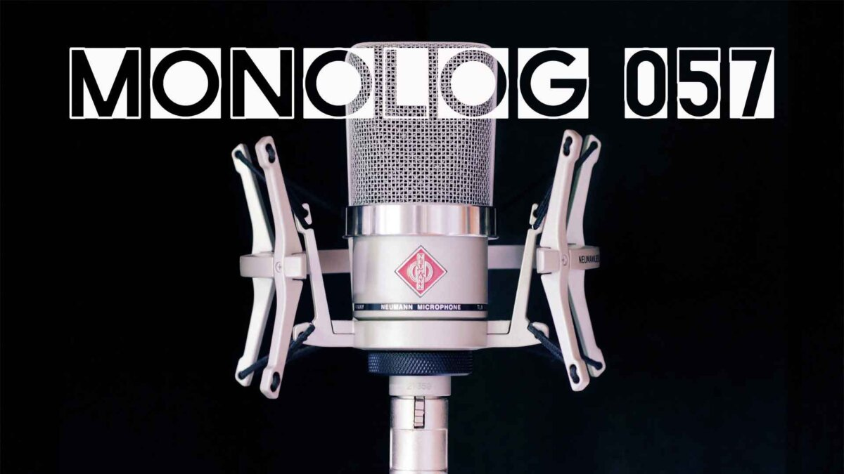 Monolog-057 Kontemplation
