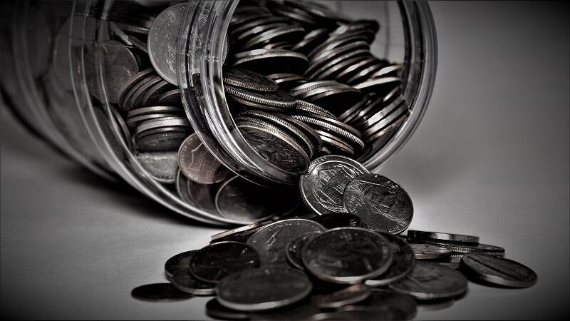 MeinLeben mit wenig geld und viel geld klein - Spenden für das LautFunk Netzwerk